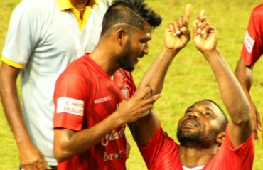I-League 2017-18: Frincis saves the day for red machines on his debut vs Gokulam Kerala FC