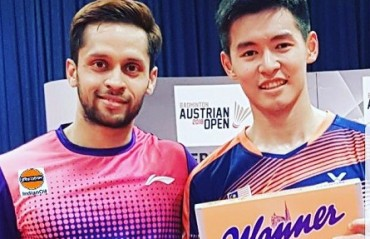 Austrian Open: Parupalli Kashyap clinches his first title of the year