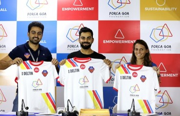FC Goa co-owner Virat Kohli launches Forca Goa Foundation - Aiming to co-create a sustainable future