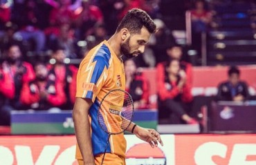 HS Prannoy assures a stronger comeback to the court