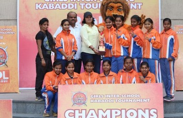 "Puneri Paltan launches its flagship property ""Bol Kabaddi"""