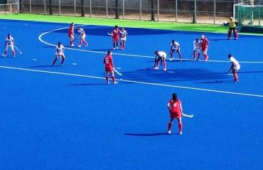 Indian Women's Hockey Team defeat South Korea 3-2 in second match of Korea Tour