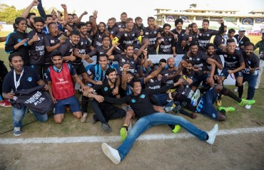 I-League 2017-18: WATCH -- Moments of joy & celebration from Minerva Punjab team & fans