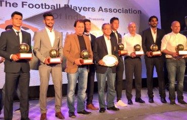 Lyngdoh, Jhingan best footballers; Kashyap, Habas best coaches in FPAI awards