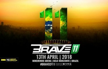 After a historic event in Jordan, Brave Combat Federation heads to Brazil for Brave 11