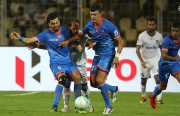 ISL 2017-2018 Semi-Final: FC Goa faces a stern challenge from resilient Chennaiyin FC