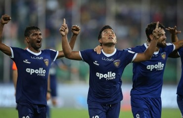 ISL 2017-18: Chennaiyin rip through FC Goa to stomp into the finals