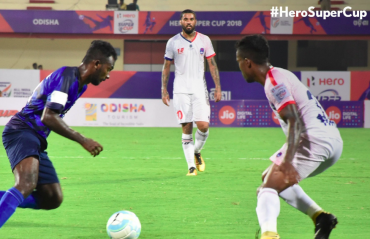 Super Cup Qualifiers -- Plaza scores double as relegated Churchill knock out Delhi Dynamos