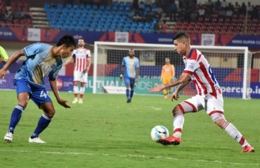 Super Cup 2018: ATK smash four past Chennai City FC to enter Round of 16