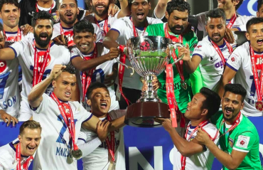 ISL 2017-18 FINAL -- Fortress collapses under the might of Chennaiyin, 2nd Crown for Supermachans