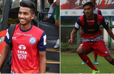Farukh and Passi sign two-season contract extension deals with Jamshedur FC