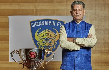 Chennaiyin's ISL winning coach John Gregory has signed a 1-year contract extension
