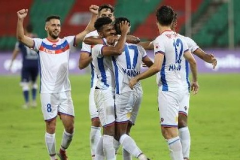 Super Cup: FC Goa announce squad for round of 16