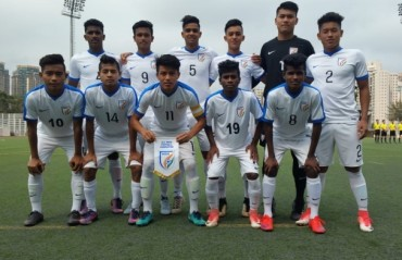 India Under-16 register second win at invitational youth tournament in Hong Kong