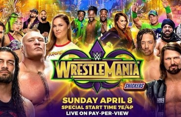 WWE WrestleMania 34: Full Match card and Schedule for WWE fans in India