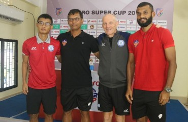 Super Cup 2018: We are in good physical shape says Jamshedpur FC's coach Coppell