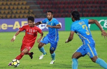 AFC Cup 2018: Aizawl's lull at the continental stage continues; lose 0-3 at home to Abahani