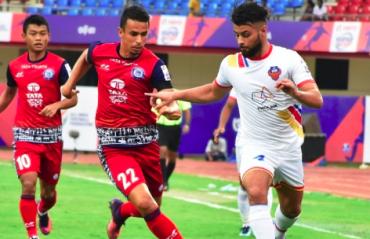 Hero Super Cup - Thunderstorms preside over FC Goa's cardfest, goalfest win over Jamshedpur