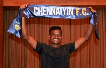 22-year-old Pandiyan from Chennai City FC joins Chennaiyin FC on a permanent deal