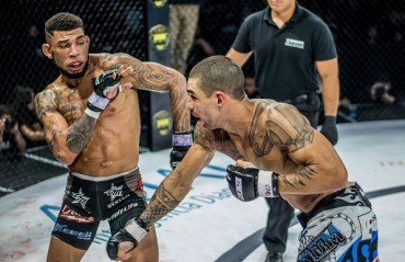 Brave CF 11 Results: Lucas Martins crowned Interim Lightweight champion, Klidson de Abreu retains