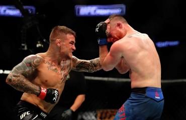 UFC Glendale Results: Dustin Poirier stops Justin Gaethje, Arjan Bhullar suffers defeat