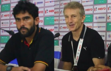 FULL VIDEO -- East Bengal 1-4 Bengaluru FC - Post Match chat with Khalid Jamil, Albert Roca