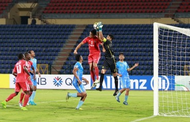 AFC Cup: Ionescu's equaliser fetches Aizawl their first point at the continental level