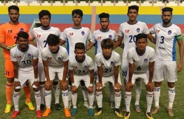 Delhi Dynamos FC lose 2-3 to Real Kashmir in 2nd Division League group stage