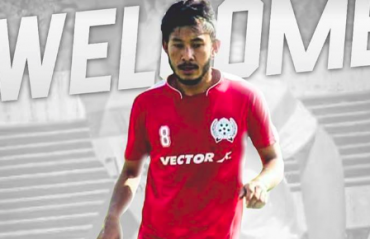 I-League 2018 - NEROCA sign promising youngster Naorem Tondonba