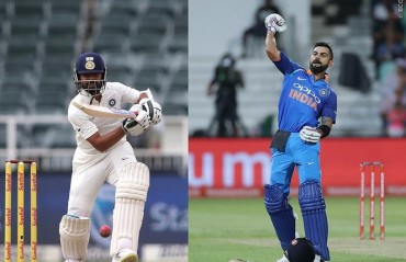 Indian Cricket team for Afghanistan Test; Ireland, and England series announced