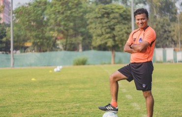 Delhi Dynamos Asst. coach Shakti Chauhan ends his 4 -year stay at the ISL franchise
