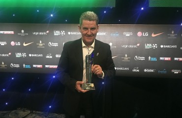 Chennaiyin FC's John Gregory honoured at England's League Managers Association Annual Awards