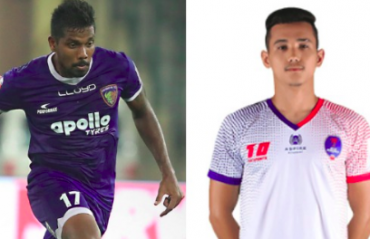Indian Football Team -- Dhanpal Ganesh has typhoid, Vinit Rai to replace him in national camp