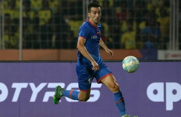 FC Goa's Lanzarote cites differences with coach for leaving team
