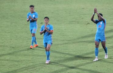 Match Report and Highlights - Centurion Sunil secures sublime brace, sends Kenya packing 3-0