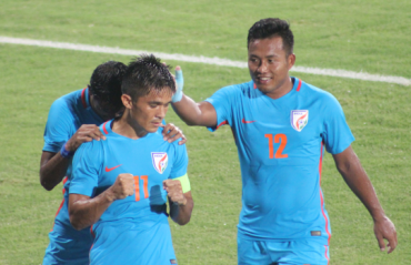 Sunil Chhetri rises to the occasion, smashes two goals to help India beat Kenya, win Intercontinental Cup