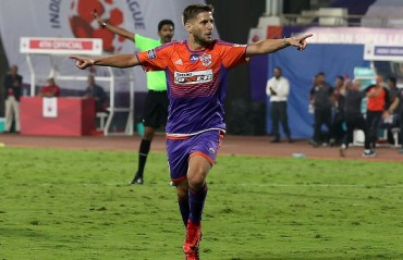 ISL 2018-19: Emiliano Alfaro signs contract extension at FC Pune City