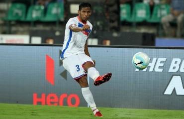 Defender Narayan Das joins Delhi Dynamos F.C.