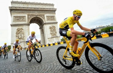 LIVE Coverage of Tour De France on DSPORT this year
