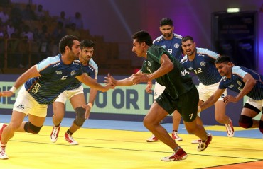 Kabaddi Masters: India thrash Pakistan 36-20 in the opening match
