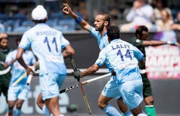 Champions Trophy: Dominant Indian Men's Hockey team beat arch-rivals Pakistan 4-0