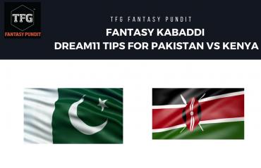 Fantasy Kabaddi: Dream11 tips for Pakistan vs Kenya