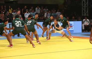 Kabaddi Masters: India crush Pakistan 41-17, enter semi finals