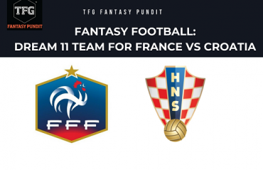 World Cup Fantasy Football - Dream 11 tips for FIFA World Cup final -- France vs Croatia