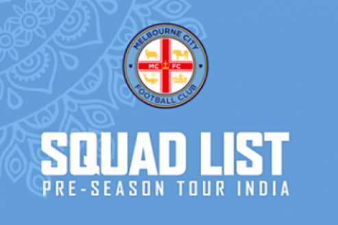 Melbourne City FC announce squad for friendly tournament hosted by Kerala Blasters