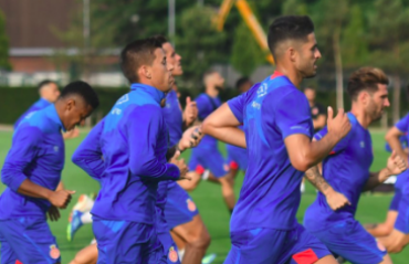 Girona FC leave world cuppers out of their Kochi friendly tournament squad