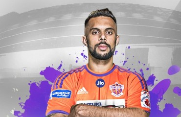FC Pune City sign forward Robin Singh