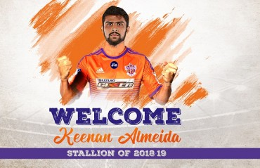 ISL 2018-19: Defender Keenan Almeida signs with FC Pune City