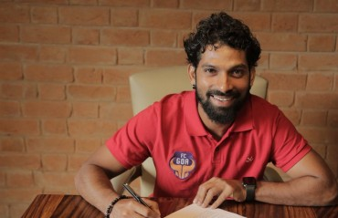 ISL 2018: Midfielder Shirodkar extends stay with FC Goa