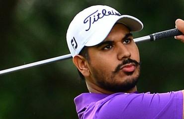 Bhullar leads at Fiji International golf